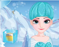 Frozen Elsa jeather chain braids j�t�k